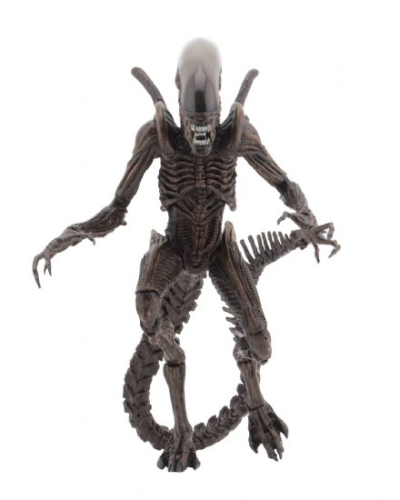 "NECA Alien 7"" Scale Action Figures Series 14 - Alien Resurrection Warrior"